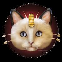 Meowth by ThreshTheSky
