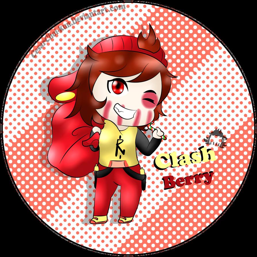 Clash berry by CesarChoi-Kun