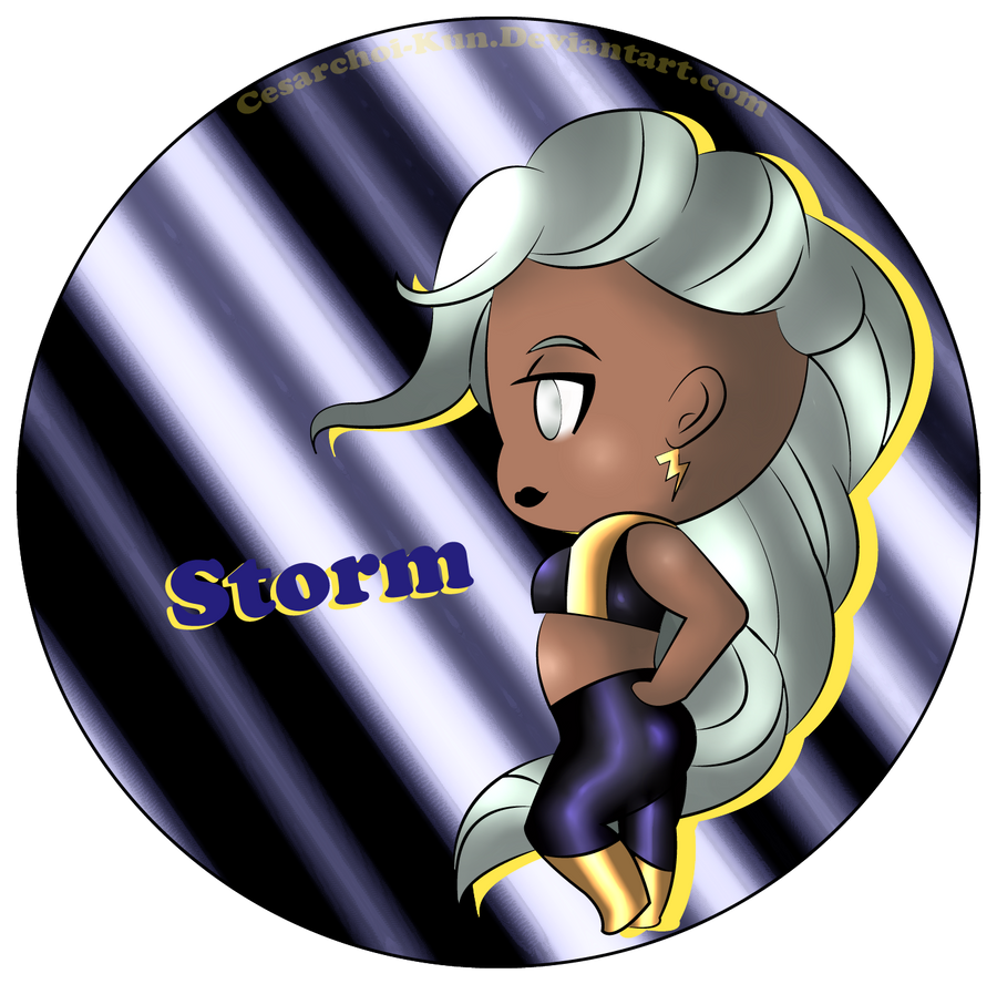 Storm by CesarChoi-Kun
