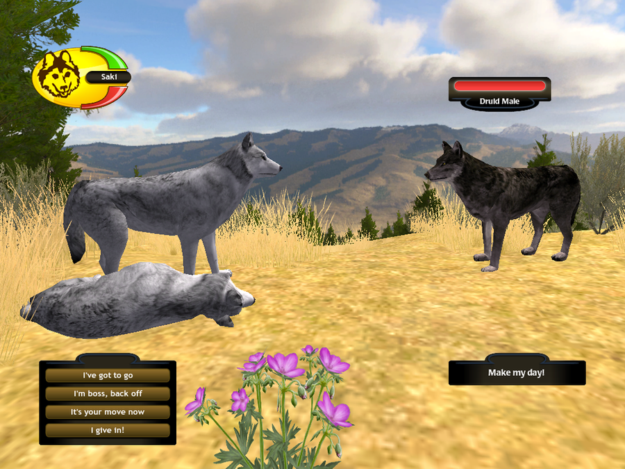 Wolf Games Download Free