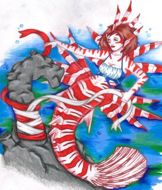 Holiday Exchange - Zepheenia by Mermafied