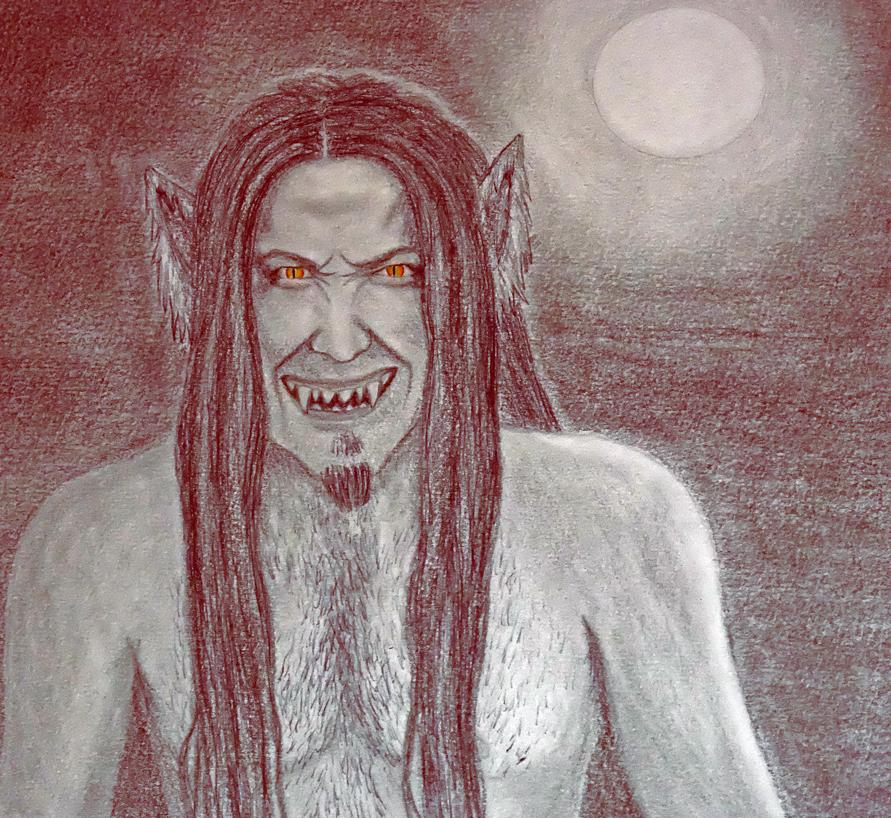 Wolfman by Catonia