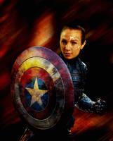 Wayhaught - Captain America AU - #2 by Dragoon23