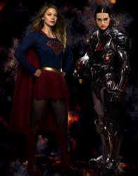 Supergirl - MultiUniverse 2
