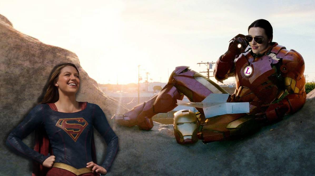 Dating-Supergirl