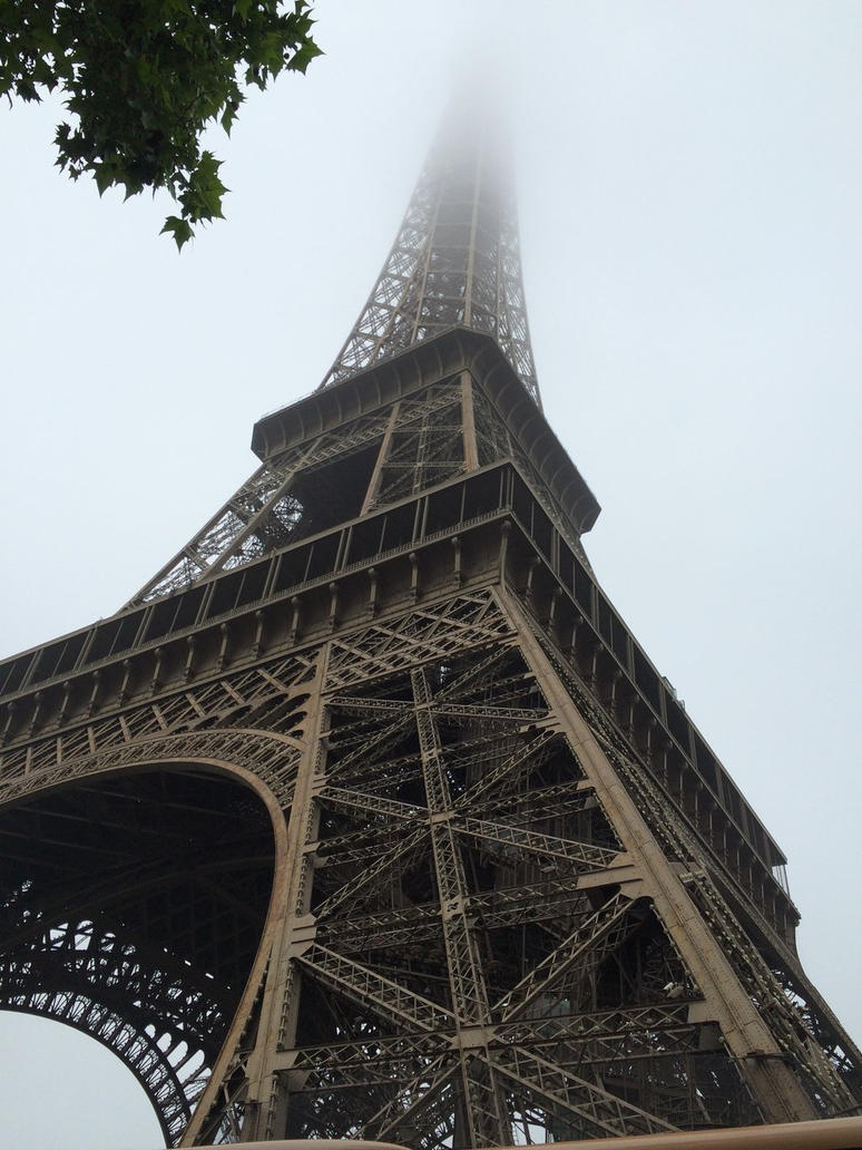 Effiel Tower by That1Ginger