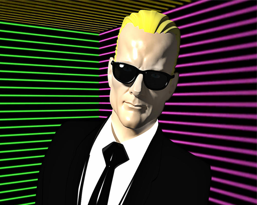 Max Headroom by J-M-D
