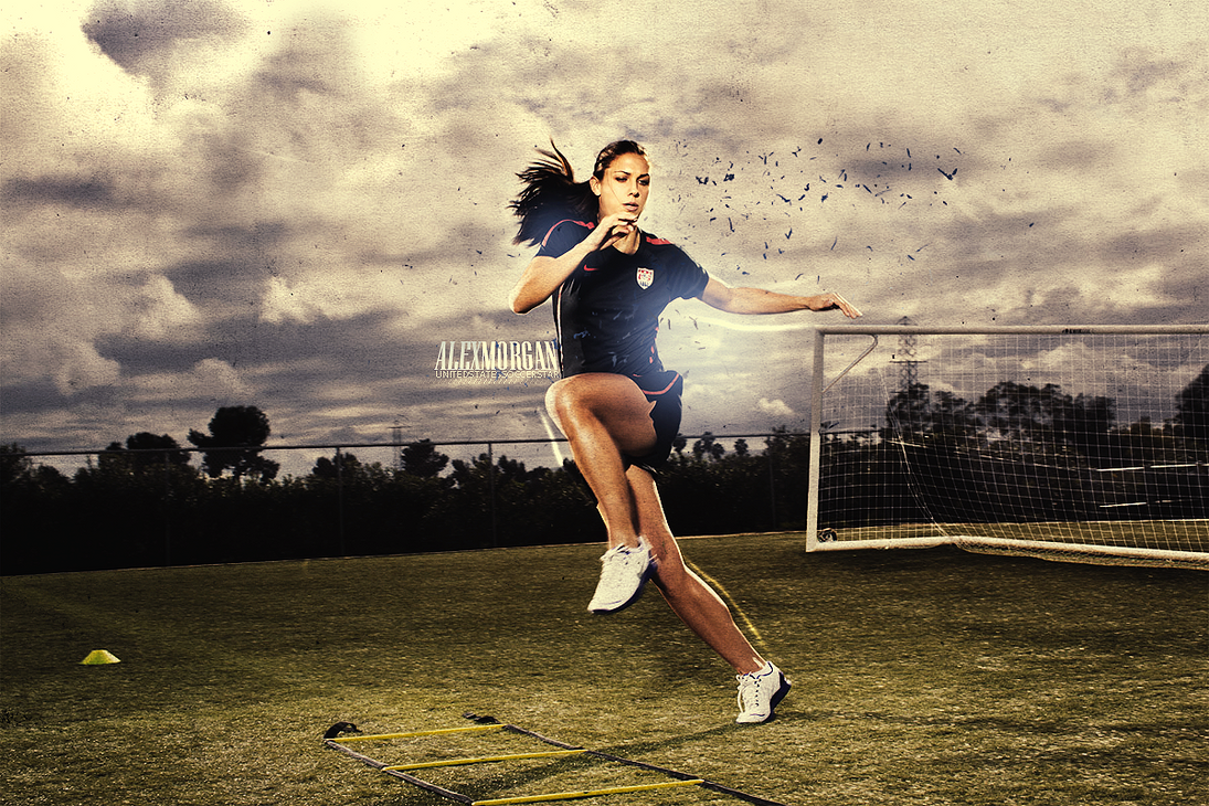Alex morgan wallpaper by hottsauce13 on deviantart alex morgan wallpaper by hottsauce13 voltagebd