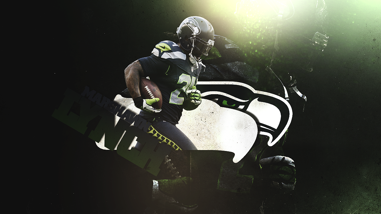 Marshawn Lynch Wallpaper By HottSauce13