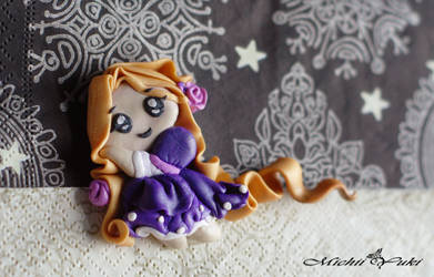 Rapunzel by michiiyuki