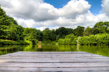 Naturbad Niederwiesa by baari87