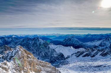 Zugspitze by baari87