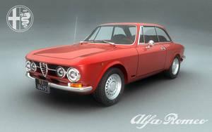 Alfa 1700 GTA Background