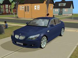 BMW M5 Sims 2