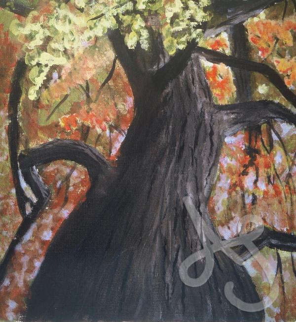 Tree by Akei-Tyrian