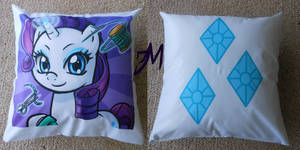 Rarity cushion case - IMPORTANT MESSAGE