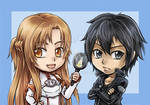 Sword Art Online Cushion and Pillow Cases!