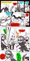 Failed Genocide! Undertale Gauntlet Throne Pt 3