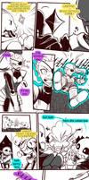 Failed Genocide! Undertale Gauntlet Throne Pt 6 by KuraiDraws
