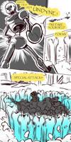 Failed Genocide! Undertale Gauntlet Throne Pt 7