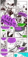 Failed Genocide! Undertale Gauntlet Throne Pt 9 by KuraiDraws