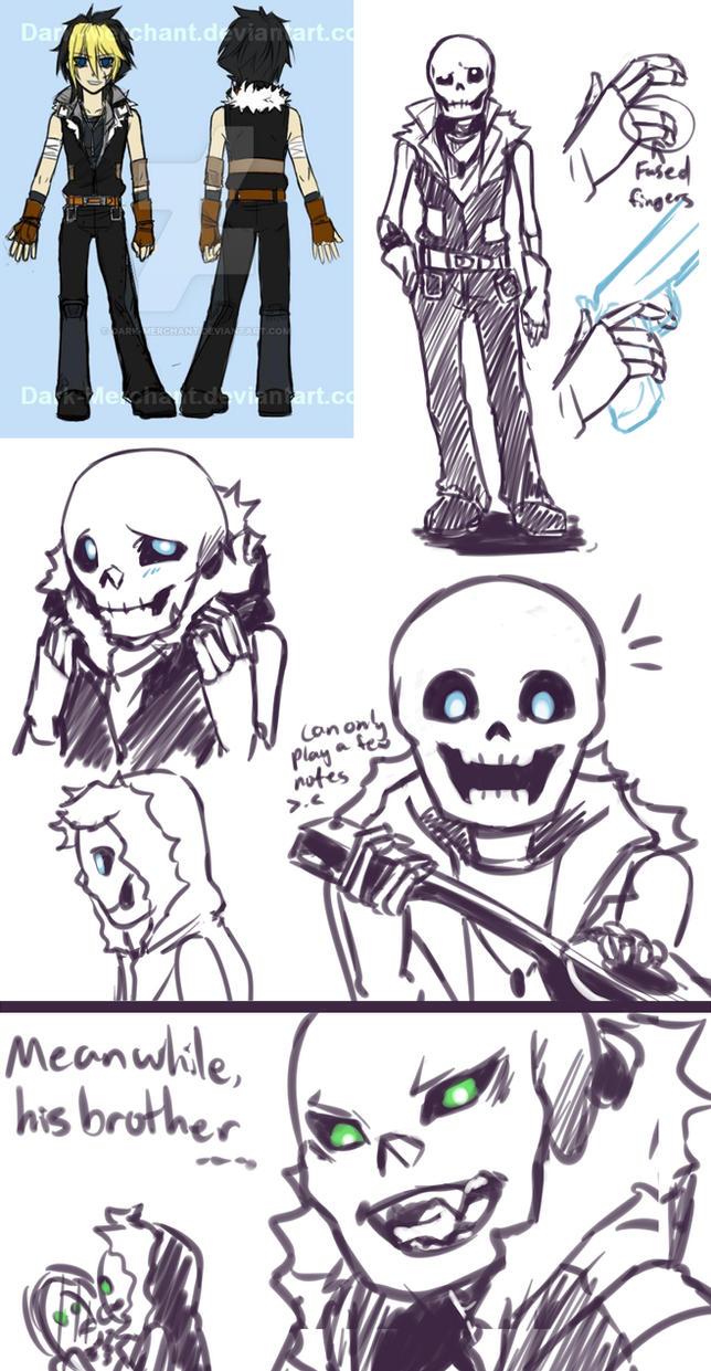 Skeleton OCs