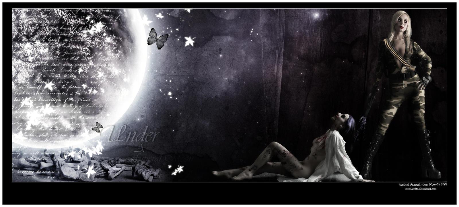 Under A Funeral Moon by Under A Funeral Moon
