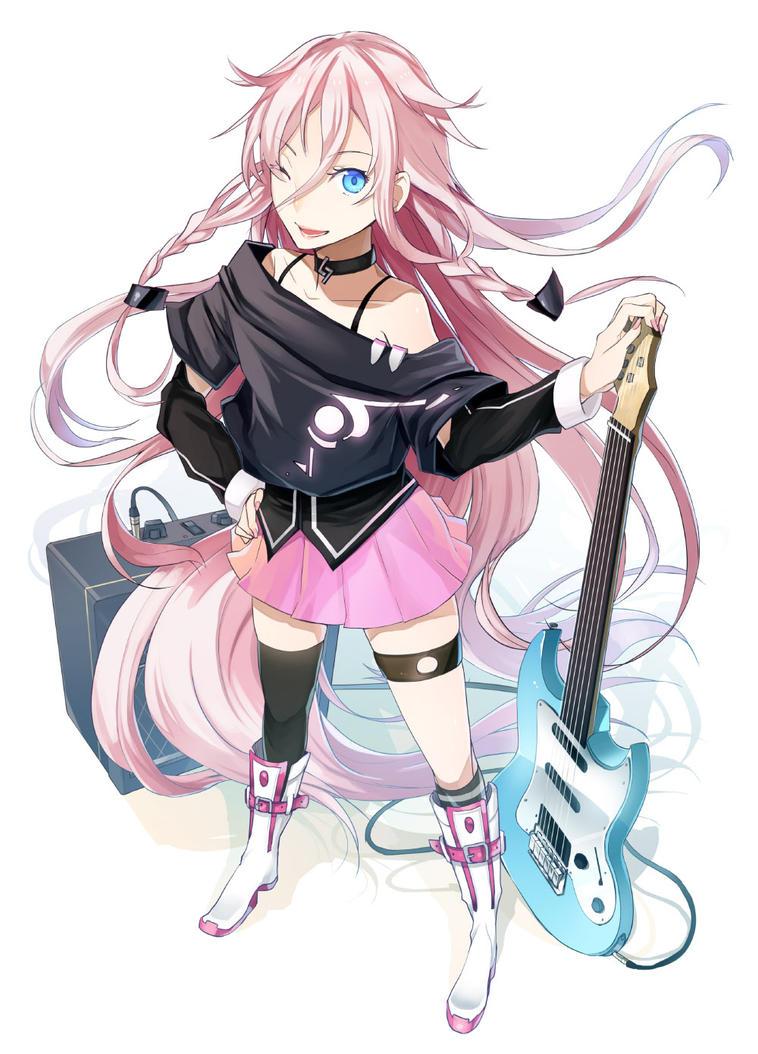 Vocaloid:IA 2nd by kgrnet on DeviantArt  Vocaloid:IA 2nd...