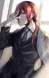Red hair by kgrnet