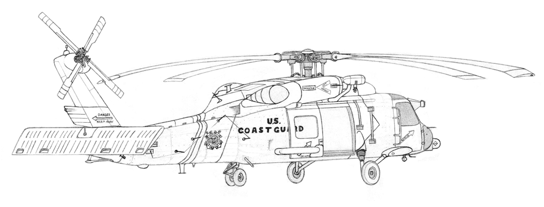 coast guards coloring pages - photo#23