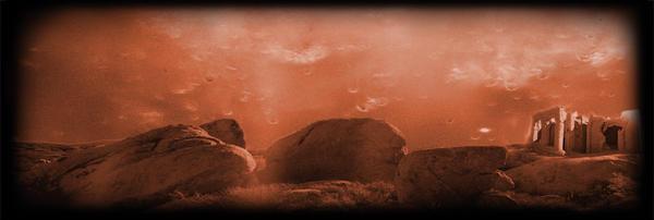Desert Worship by kcrusher