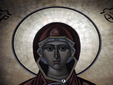 The Holy Virign
