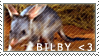 bilby stamp by Violated-Feath