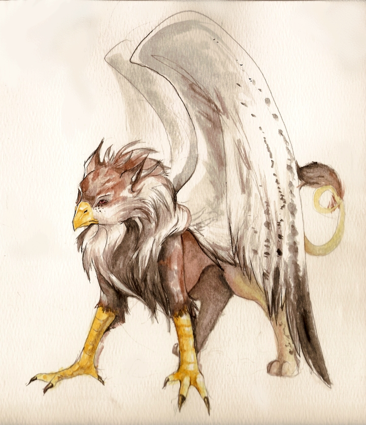 Griffin by wegs