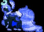 Galaxy HoloCoffee Pony AUCTION -closed- by A-karii
