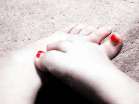 Red Feet 1