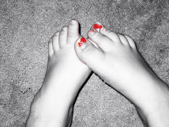 Red Feet 3