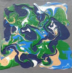Droplet map by samuraivalerie