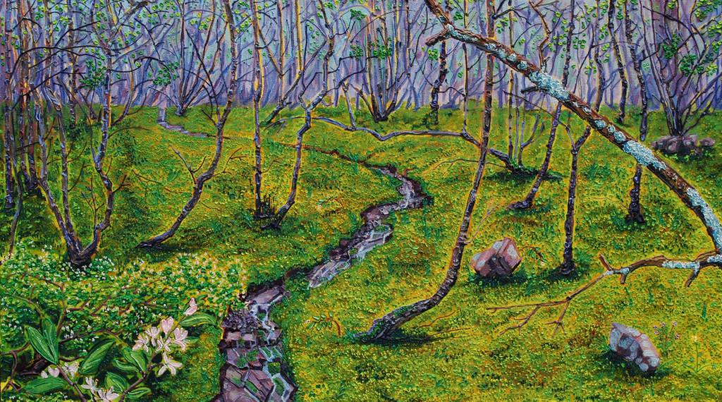 Sanctum of Moss by mothandashes