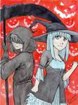 Happy Halloween - Lluvia y Sokar