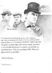 Jeremy Brett tribute by Epselion
