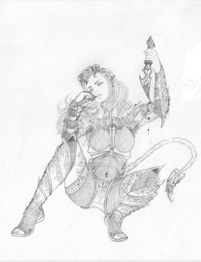 She devil by Epselion