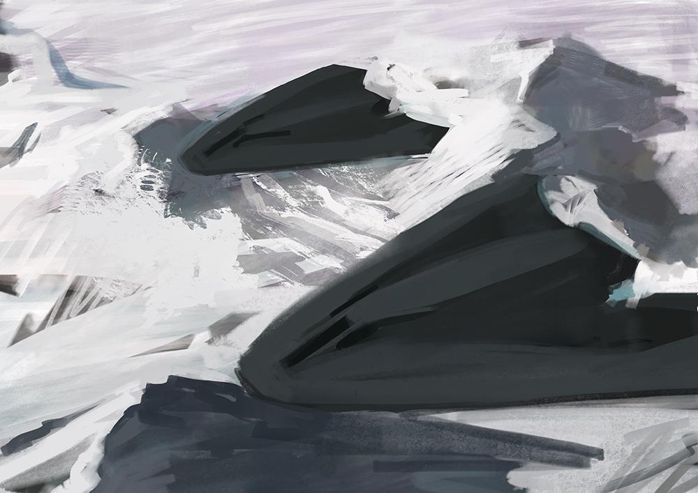 Iceage-straffing-run