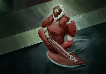 Red-dude by flurrys-art