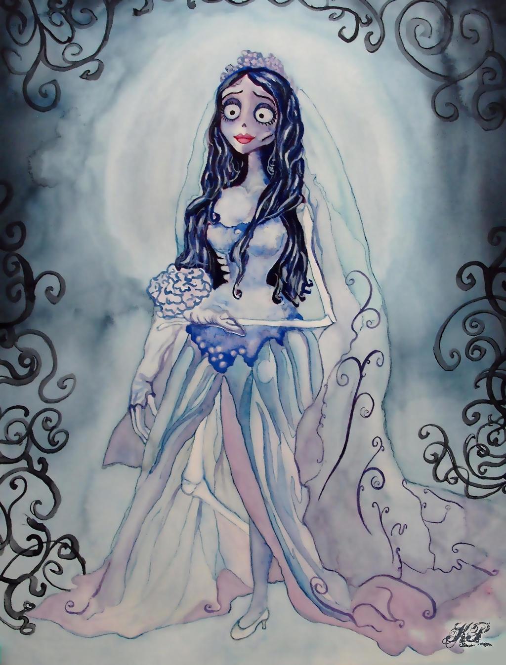 emily - corpse bride by Yildun27