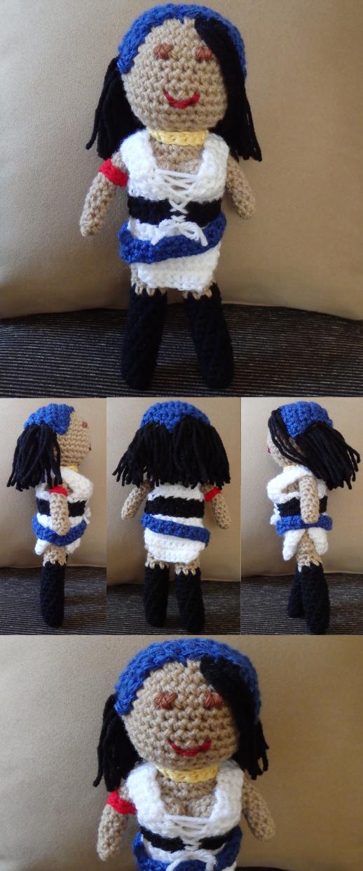 Dragon Age Amigurumi : neongreenbassoon (magic crochet hook) - DeviantArt