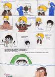 Sweet and Bitter Estudiando Historia by rainbowrussia