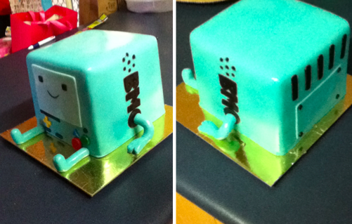 Bmo Birthday Cake