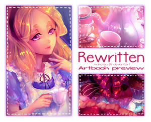 Rewritten AB: Alice in Wonderland