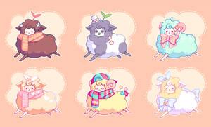 SET PRICE sheep adopts [#2 OPEN]